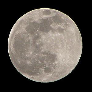 一番大きな満月 byスーさん